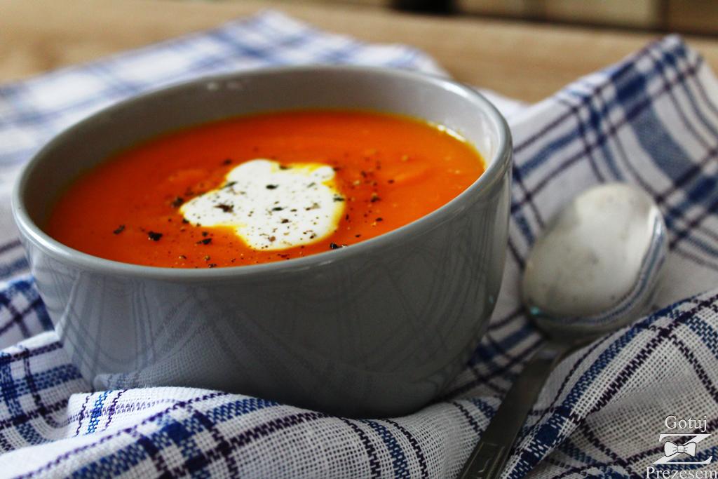 zupa krem z dynii
