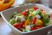 wiosenna sałatka z kaszą kuskus