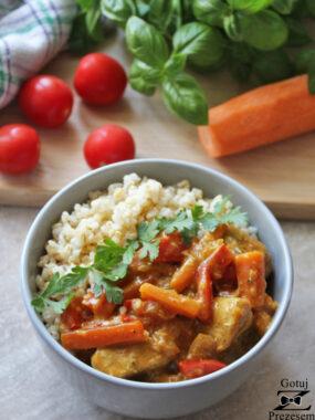 kurczak curry 1