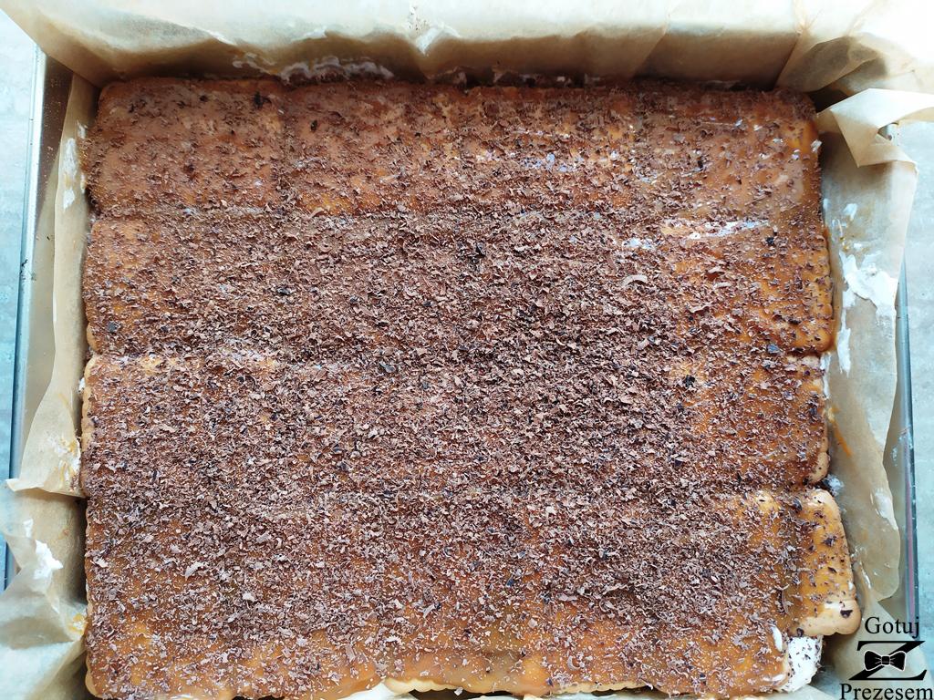 ciasto rurociąg 2