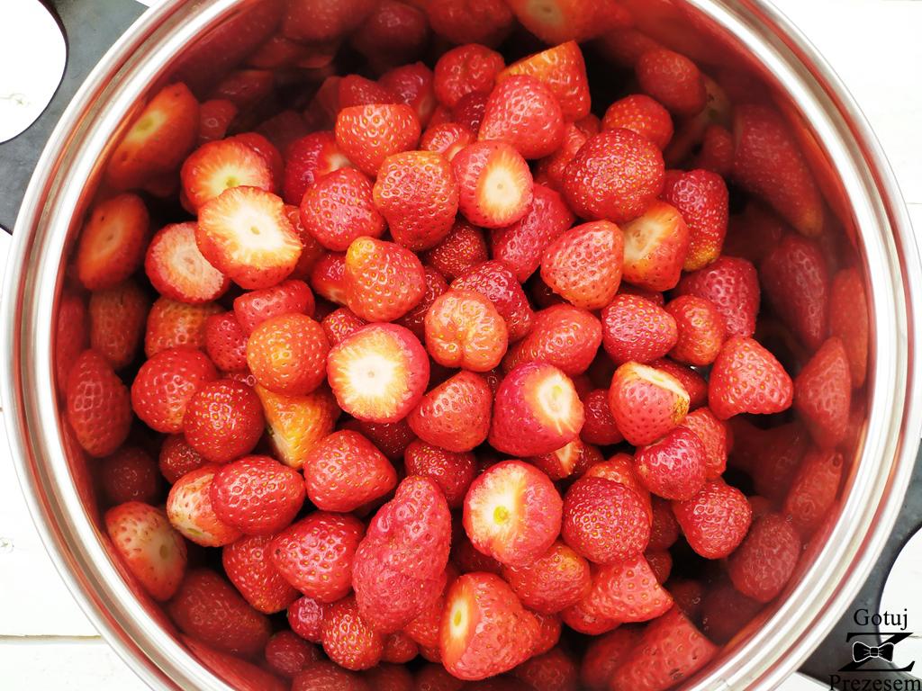 dżem truskawkowy 1