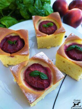 ciasto ze śliwkami 2