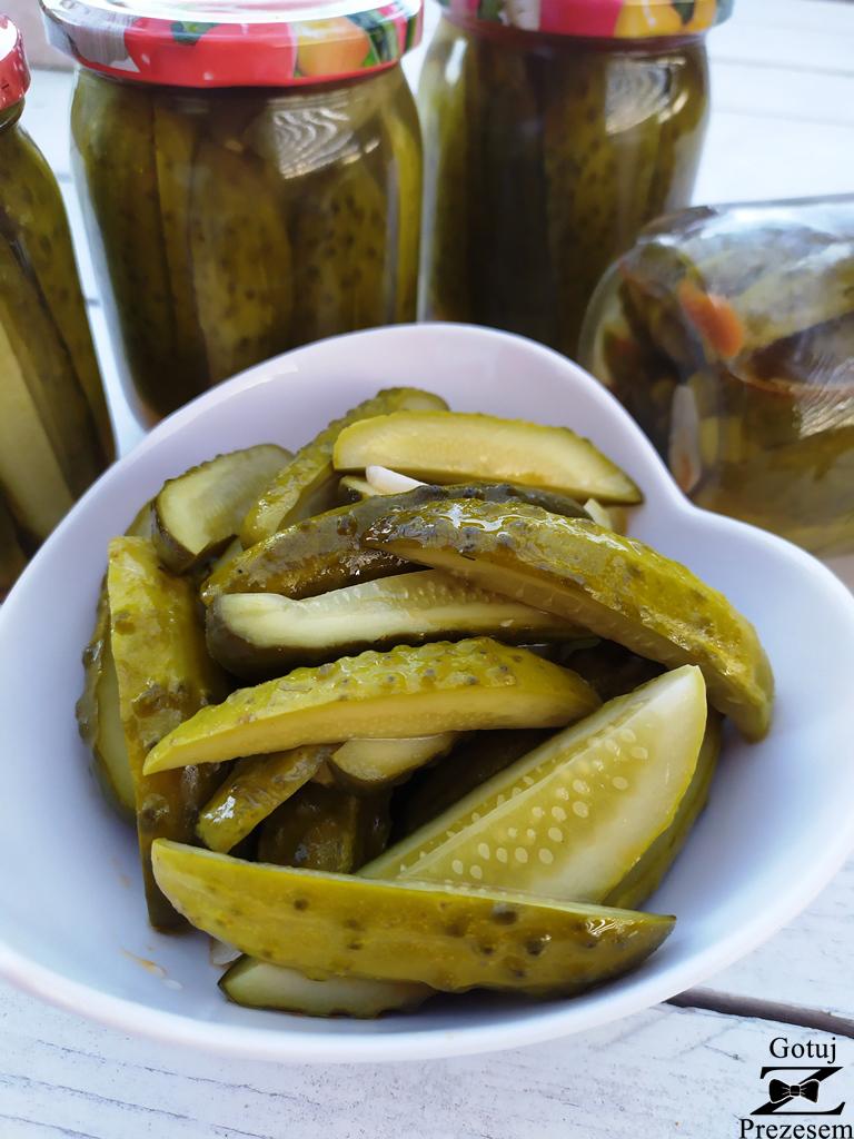 ogórki z chilli 2