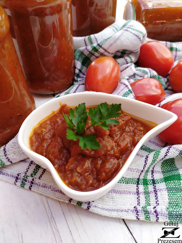 sos pomidorowo paprykowy 3