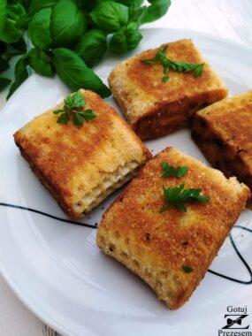 krokiety z wafli