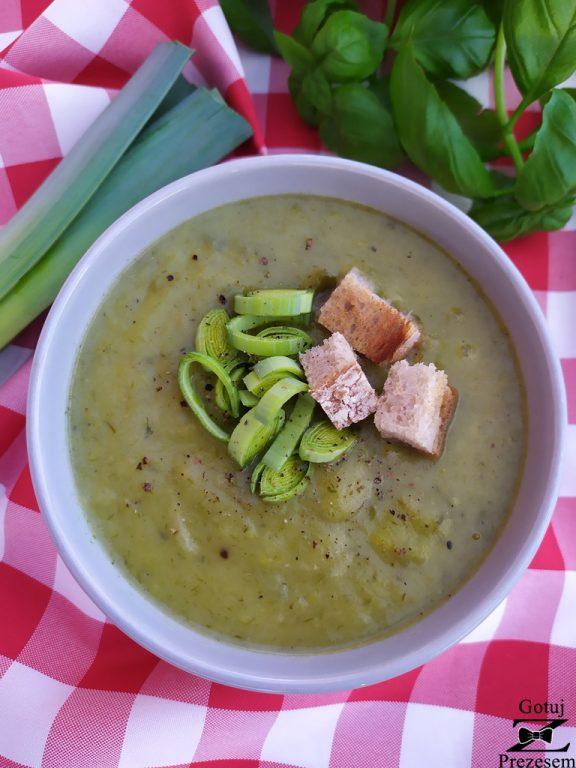 zupa krem z pora 4