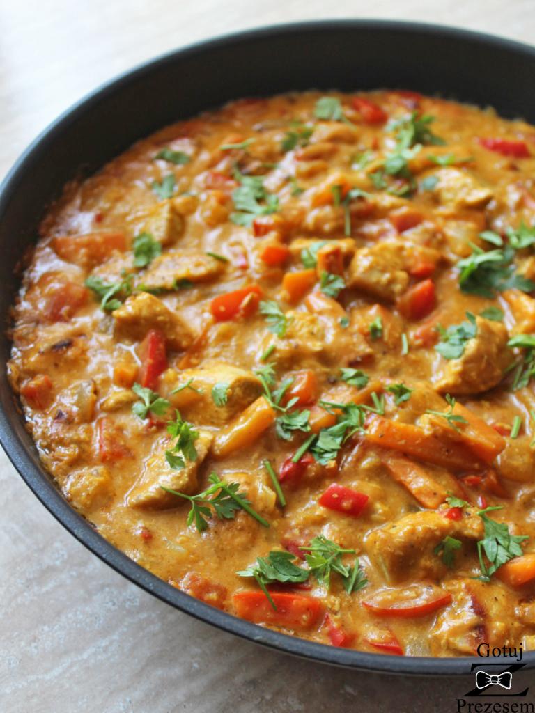 kurczak curry 2